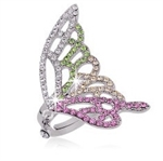 Picture of Butterfly Ring